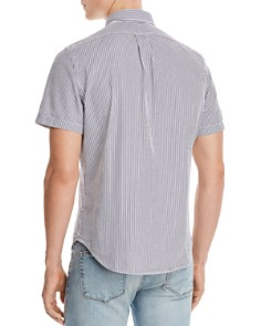 The Men's Store at Bloomingdale's - Short-Sleeve Seersucker Regular Fit Button-Down Shirt - 100% Exclusive