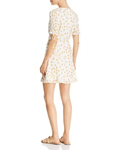 Lost and Wander - Amelia Floral Mini Dress