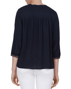 ba&sh - Cime Embroidered Top