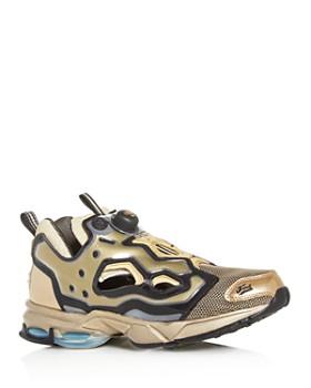 Reebok - Men's Fury Millennium DMX Low-Top Sneakers