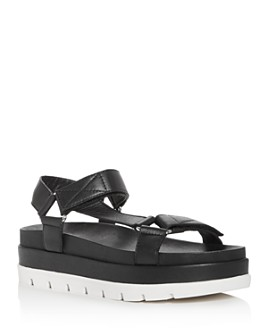 J/Slides - Women's Blakely Platform Sandals