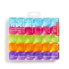 Kikkerland - Reusable Ice Cubes, Set of 30