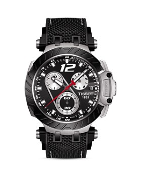 Tissot - T-Race Jorge Lorenzo 2019 Limited-Edition Chronograph, 47.6mm