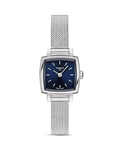 Tissot - Lovely Square Mesh Bracelet Watch, 20mm x 20mm