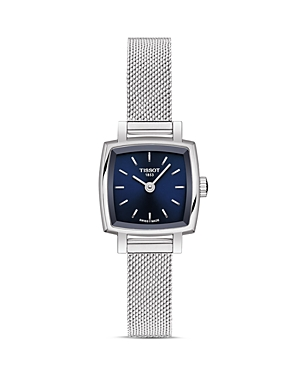 Tissot Lovely Square Mesh Bracelet Watch, 20mm x 20mm-Jewelry & Accessories