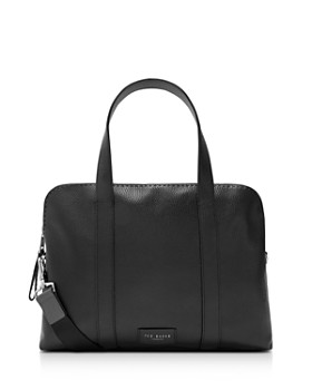 Ted Baker - Infern Core Leather Document Bag