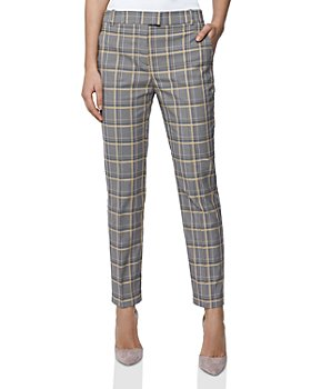 REISS - Joanne Plaid Pants