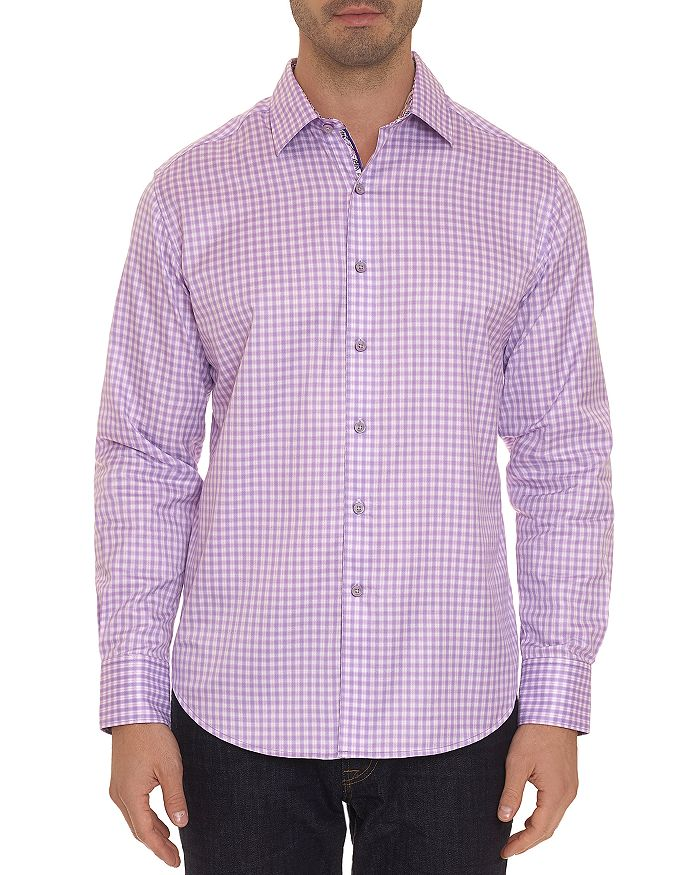 Robert Graham - Coffee Bay Egyptian Cotton Classic Fit Shirt