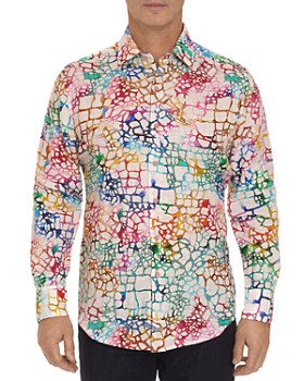 Robert Graham - Zimbali Linen Classic Fit Shirt