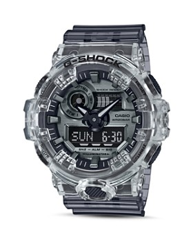 G-Shock - Analog-Digital Smoke Watch, 53.4mm