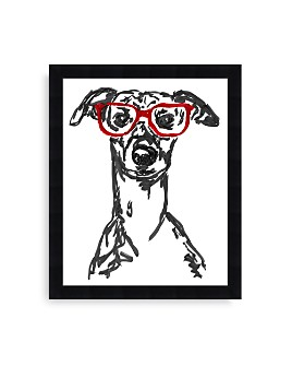 Bloomingdale's Artisan Collection - Dog Portrait I Wall Art