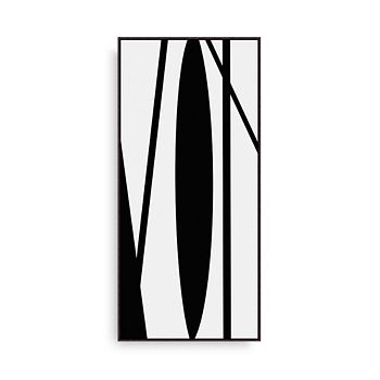 Bloomingdale's Artisan Collection - Cross Sections II Wall Art
