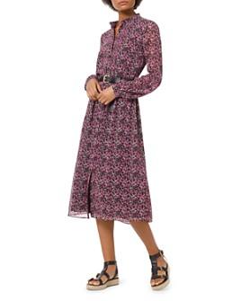 MICHAEL Michael Kors - Mod Garden Midi Dress