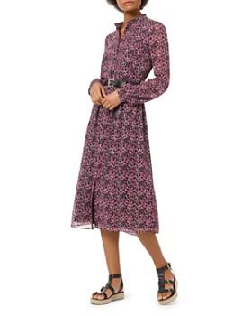 6b97c6e6a0df MICHAEL Michael Kors - Mod Garden Midi Dress ...
