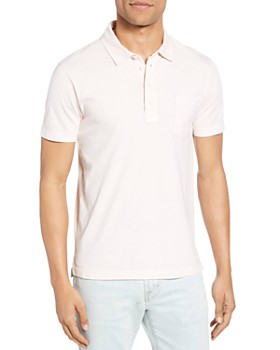 Billy Reid - Pensacola Regular Fit Polo Shirt