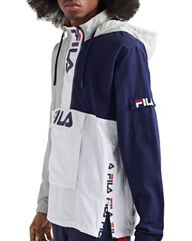 FILA - Parallax Color-Block Pullover Jacket