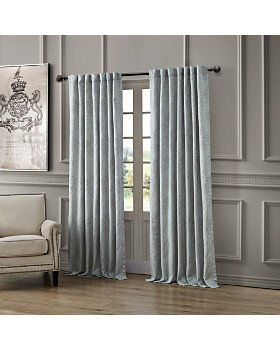 Waterford - Delia Back Tab/Rod Pocket Curtain Panels