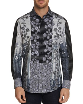 Robert Graham - The Kinsey Abstract Floral Classic Fit Shirt