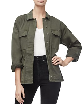 Good American - Military-Style Jacket