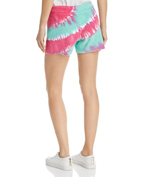 WILDFOX - Kassidy Tie-Dye Terry Shorts