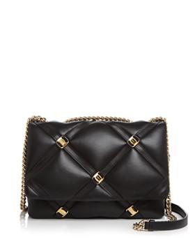 40f898a9440 Salvatore Ferragamo - Vara Medium Leather Shoulder Bag ...
