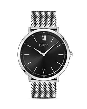 BOSS Hugo Boss - Essential Stainless Steel Watch, 40mm