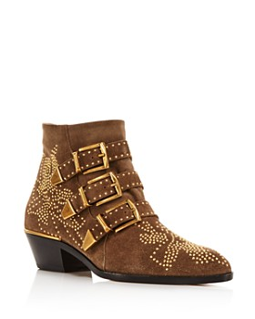 3094486b1b5 Brown Booties - Bloomingdale's