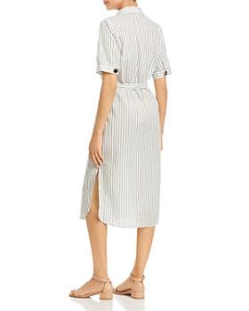 Vero Moda - Cassie Pinstriped Shirt Dress
