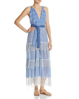 Lemlem - Tiered Maxi Dress
