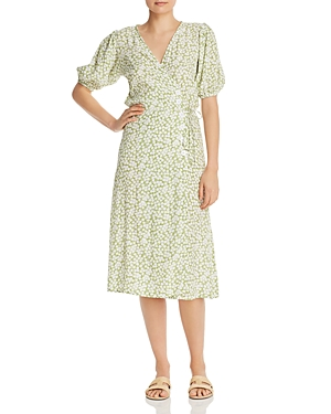 Faithfull The Brand Dresses FAITHFULL THE BRAND MARTA WRAP DRESS