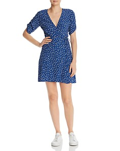 Faithfull the Brand - La Rochelle Wrap Dress