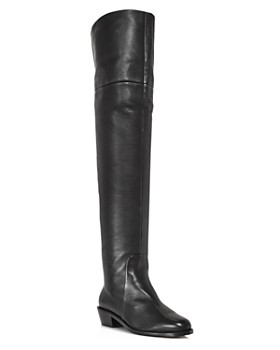 fd191f8d114 Salvatore Ferragamo - Women s Bucaneve Tall Leather Boots ...
