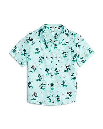 Mini Series - Boys' Palm Tree Shirt, Little Kid - 100% Exclusive