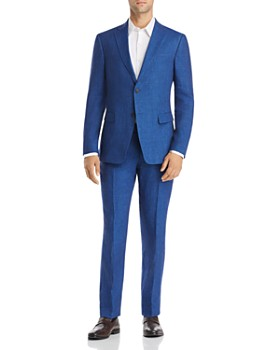Z Zegna - Linen Solid Slim Fit Suit - 100% Exclusive