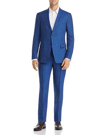 Z Zegna - Linen Solid Slim Fit Suit - 100% Exclusive