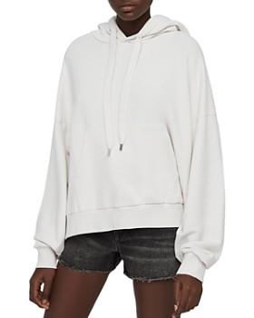ALLSAINTS - Talow Oversize Hooded Sweatshirt
