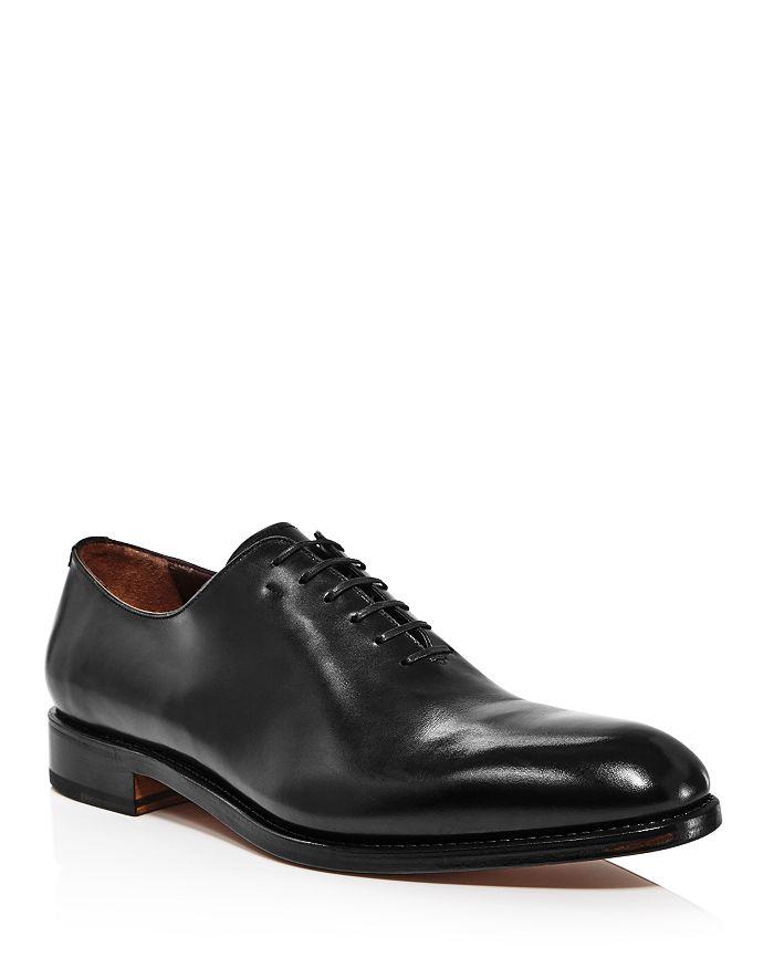 Salvatore Ferragamo - Men's Amsterdam Burnished Leather Oxfords