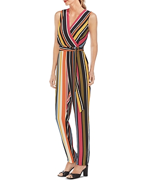 Vince Camuto Suits OASIS STRIPED JUMPSUIT