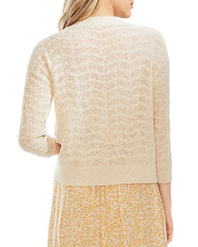 VINCE CAMUTO - Wave Knit Cardigan