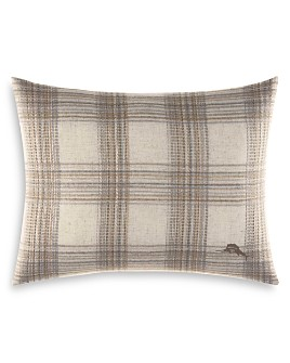 "Tommy Bahama - Raffia Palms Breakfast Pillow, 16"" x 20"""