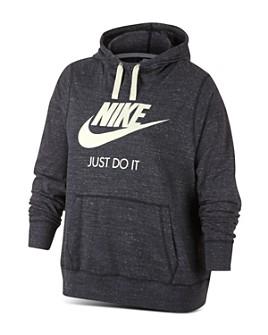 Nike Plus - Vintage Logo Hoodie