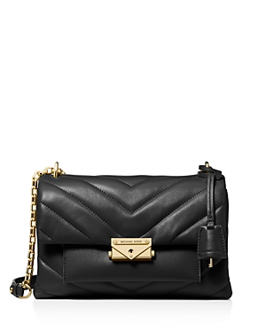 Michael Michael Kors Cece Medium Leather Shoulder Bag