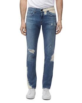 J Brand - Tyler Slim Fit Jeans in Patria