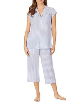 244dd455475 Eileen West - Stripe Capri Pajama Set ...