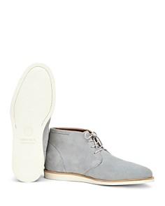 Aquatalia - Men's Trey Suede Chukka Boots