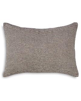 "ED Ellen Degeneres - Tulare Bi-Color Knit Throw Pillow, 15"" x 20"""