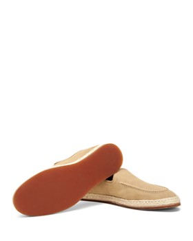 Aquatalia - Men's John Suede Slip-On Loafers