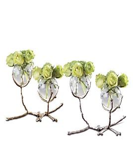 Global Views - Twig 2 Vase Holder Collection