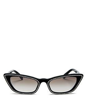 c8b055d5cfe5 Miu Miu - Women's Cat Eye Sunglasses, ...