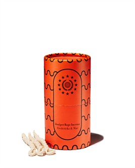 Fredericks and Mae - Juniper Rope Incense